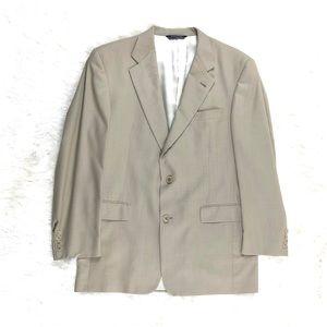 Burberry's Men's Wool Sport Coat 40R
